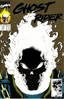 Ghost Rider glow in the dark