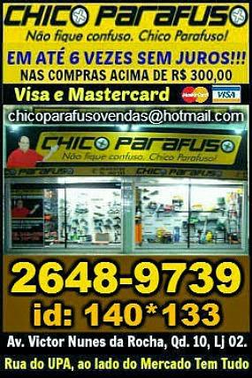 CHICO PARAFUSO