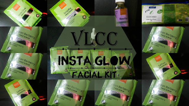 VLCC Insta Glow Facial Kit