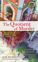 Giveaway: The Quotient of Murder