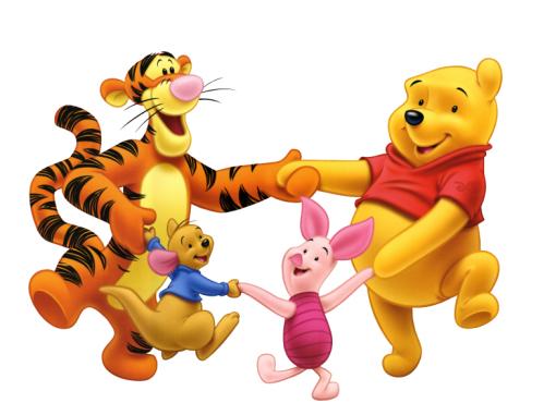 Foto Winnie The Pooh And Friends Terbaru 2013