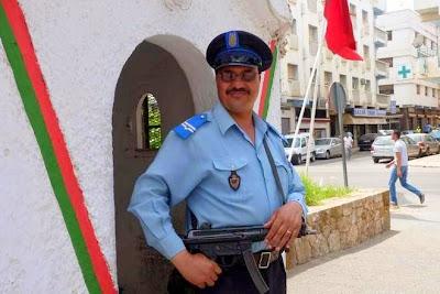 الأمن الوطني بالناظور يحتفل بالذكرى 59 لتأسيسه
