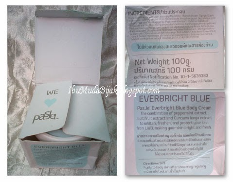 Pasjel Everbright Blue