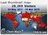 Original Clustrmaps Info