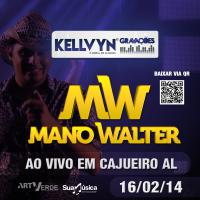 CD Ao Vivo Em Cajueiro – AL 16/02/2014