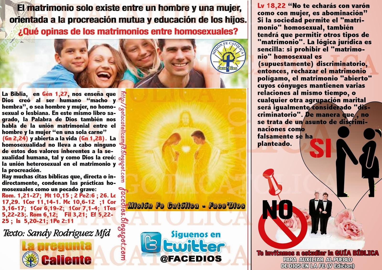 Matrimonio En La Biblia Catolica : Gota católica gotas de dios el matrimonio solo existe