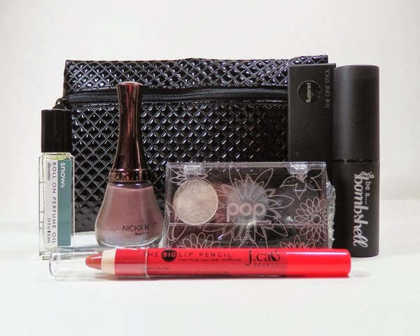 December 2013 Ipsy Glam Bag