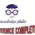 SENTENCE COMPLETION -3