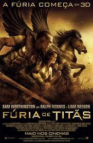 Filme Fúria de Titãs   Dublado