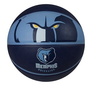 Memphis Grizzlies NBA Courtside Team Basketball