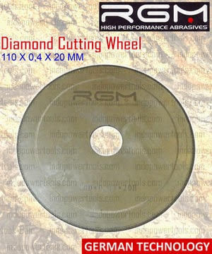 Diamond Cutting Wheel - Jual Cutting Disc - Mata Potong Batu Akik