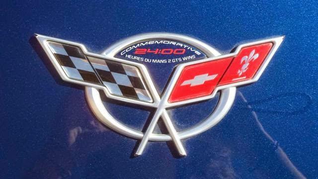 2004 Corvette Commemorative Edition at Purifoy Chevrolet