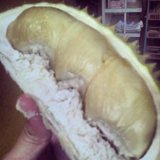 Aidilfitri 2013 disambut meriah dengan Durian!