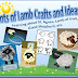 Lamb Crafts {St. Agnes, Lamb of God, Good Shepherd, etc.} ~ And the Winner is....