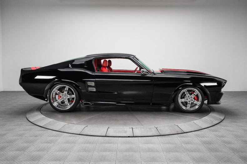 the coolest 1967 ford mustang gt auto restorationice. Black Bedroom Furniture Sets. Home Design Ideas