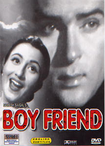 Boy Friend (1961 - movie_langauge) - Shammi Kapoor, Madhubala, Nishi, Dharmendra, Dhumal, Maruti Rao, Mahendra, Amirbai Karnataki, Radheshyam, Sudesh Kumar, Shivraj