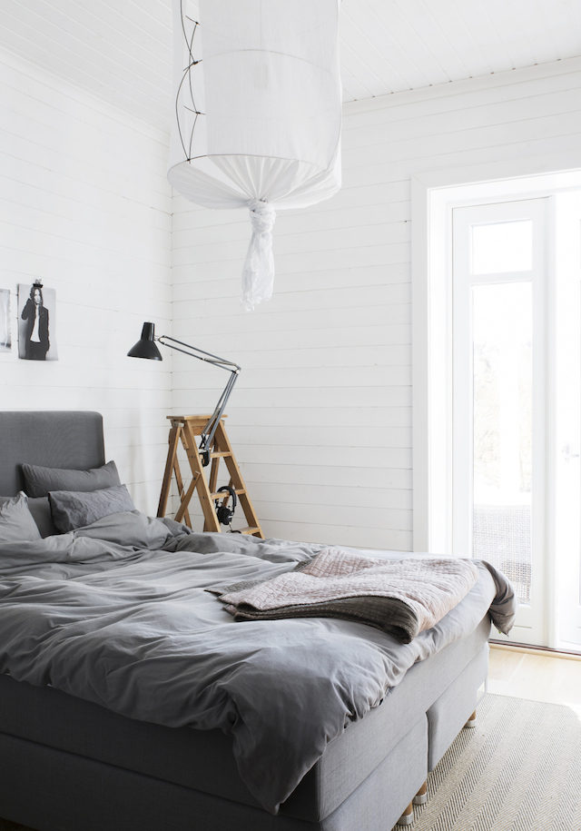 my scandinavian home the cosy home of a swedish stylist. Black Bedroom Furniture Sets. Home Design Ideas