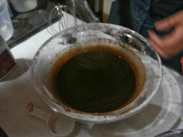 chocolate powder mix
