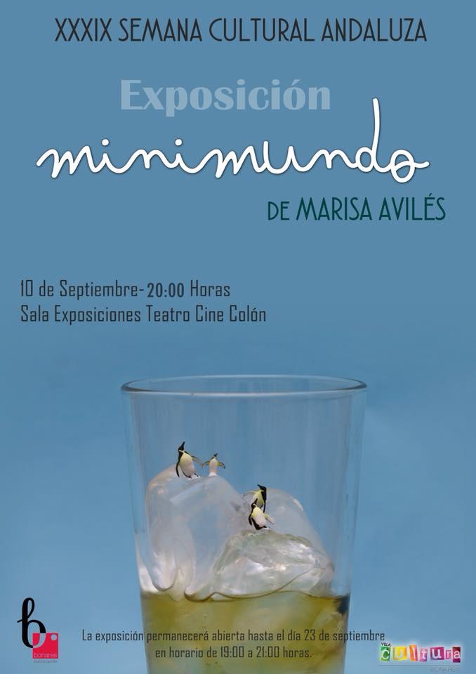 EXPOSICIÓN MINIMUNDO DE MARISA AVILÉS