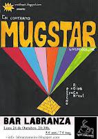 MUGSTAR en concerto