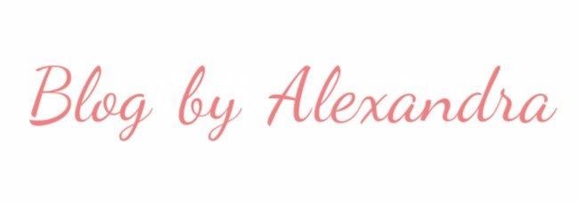 blog by Alexandra