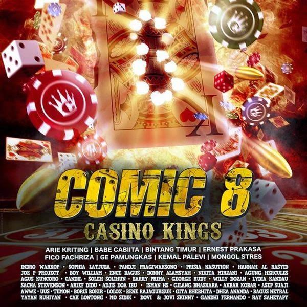 Sinopsis, Daftar Pemain dan Jadwal Tayang Film Comic 8: Casino Kings