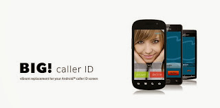 Download Mobile Big caller ID Full v2.0.1 Apk