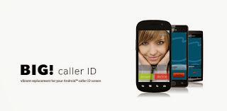 Download Mobile Big caller ID Full v2.0.1 Apk