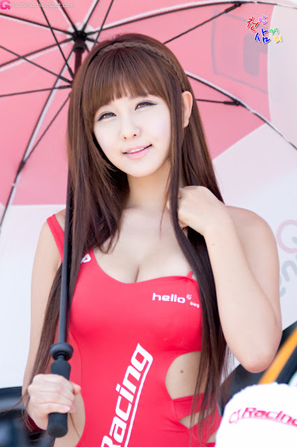 2 Ryu Ji Hye - CJ SuperRace 2012 R1-very cute asian girl-girlcute4u.blogspot.com