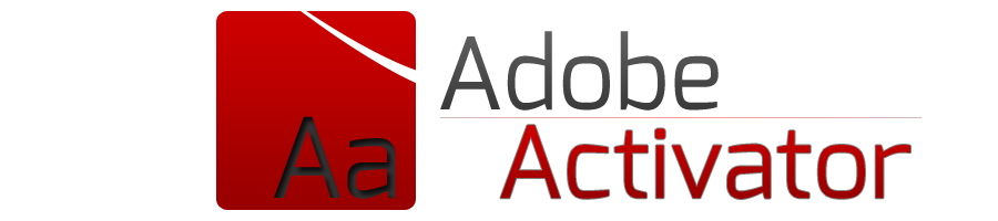 Adobe CS6 Product Activator
