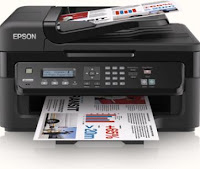 Epson WorkForce WF-2520NF Drivers windows