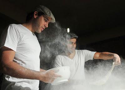 Os irmãos Carillo dão continuidade à tradição de bisavô italiano (Foto Folhapress)