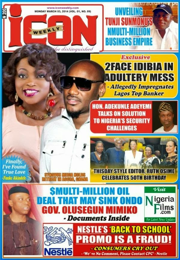 2face Idibia slams N100million lawsuit against Icon magazine for libe2l