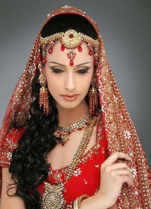 Indian Bridal Red Dress