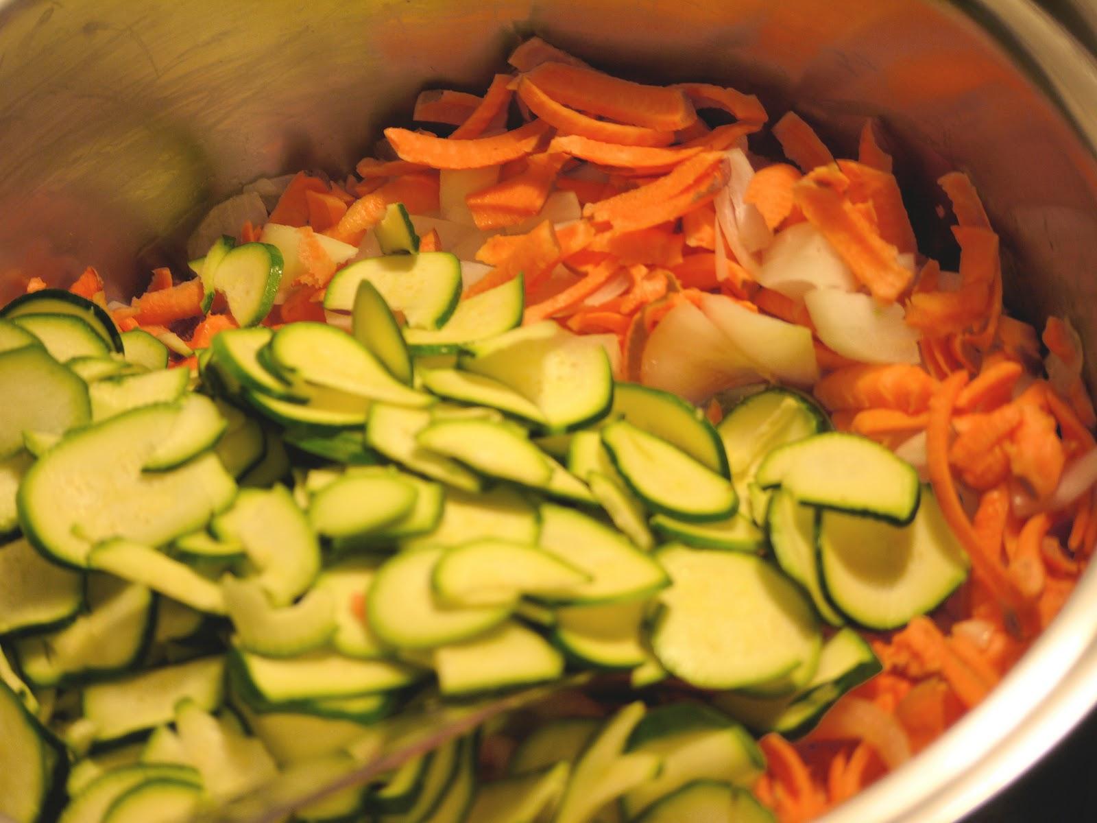 Moroccan Coconut and Chick Pea Soup Recipe