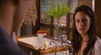 Kristen Stewart as Bella Swan in Twilight, Breaking Dawn Part 1