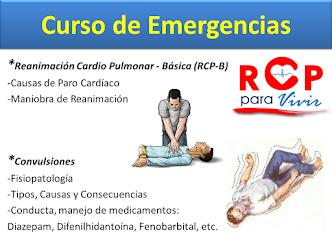 CURSO DE RCP-B