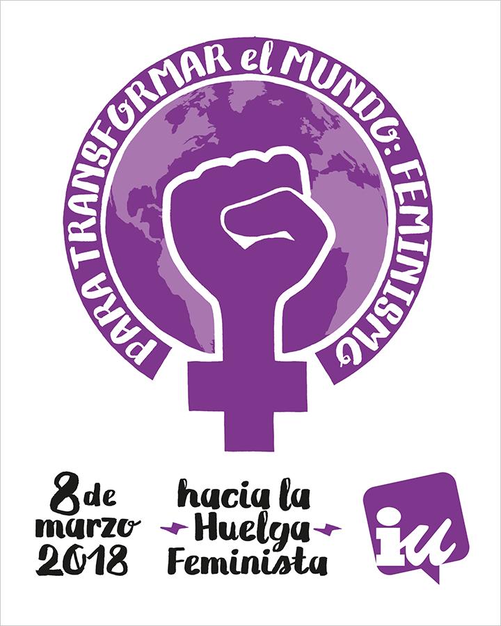 8 de Marzo 2018 HUELGA FEMINISTA