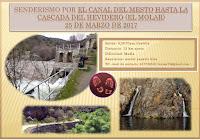 Senderismo por el Canal del Mesto