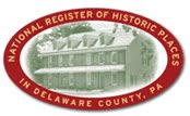 Historic Places in Delaware County