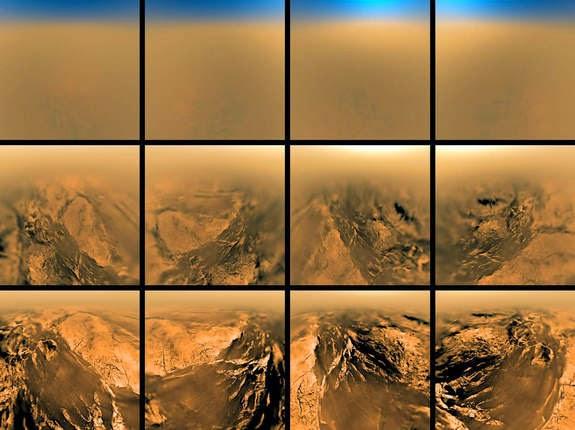 Titán satelite