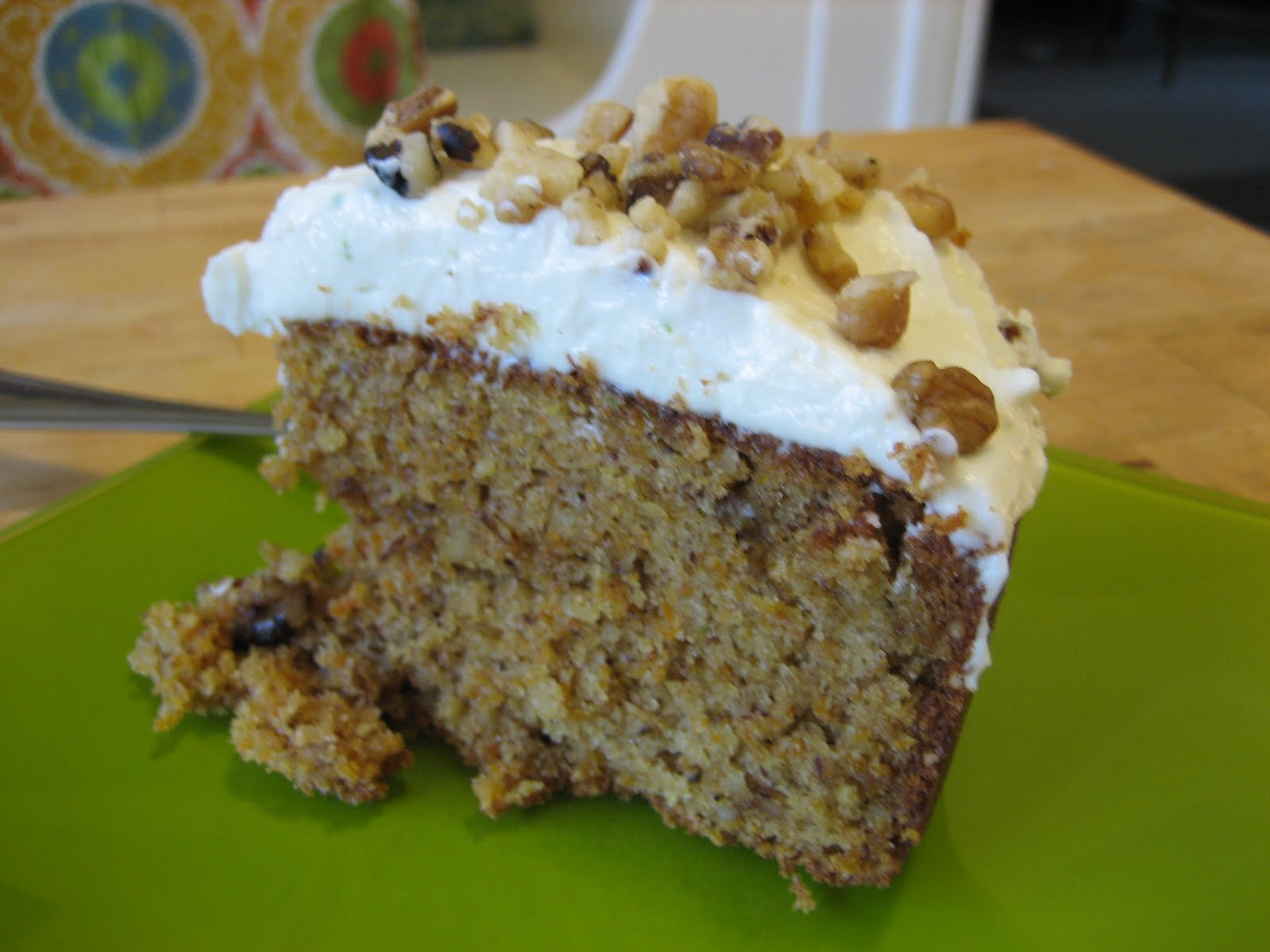The Adventures Of Tummy: Homemade Carrot Cake with Lime ...