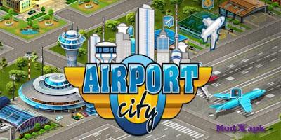 Airport City v3.02.01 Mod Apk (Unlimited Money)