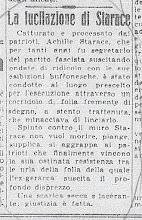 ARTICOLO DE L' AVANTI DEL 30 APRILE 1945