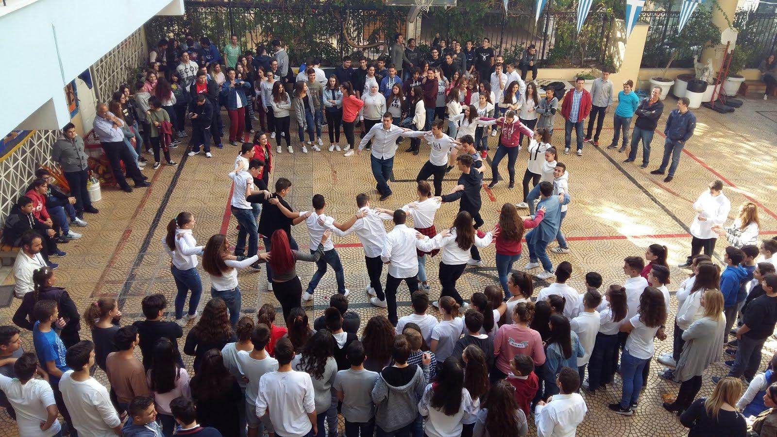 Παραδοσιακοί χοροί 2017