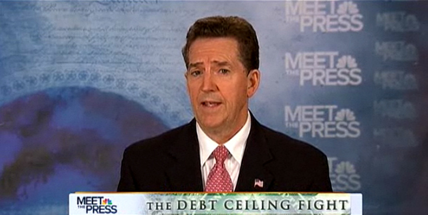 Jim DeMint Meet the Press