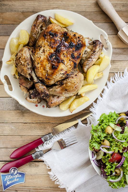 Marynata do kurczaka z tymiankiem