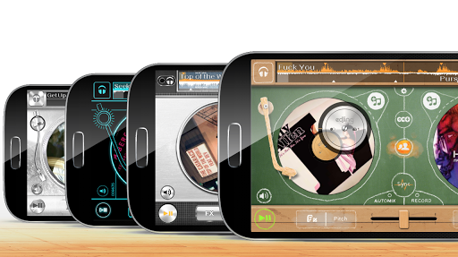 Free Download edjing PE - Turntables DJ Mix v1.3.1 Full