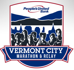 Vermont City Marathon logo