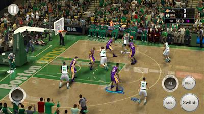 NBA 2K16 MOD
